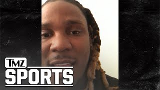 Chris Johnson Warns Cowboys, Zeke's Holdout Could Lead To Career-Worst Year! | TMZ Sports