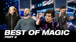 Wow! These Magic Tricks Will Blow Your Mind - America