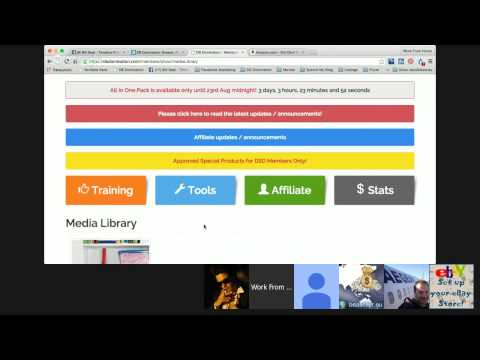 Work From Home on eBay: Δωρεάν Ενημέρωση - Πώς Να Δημιουργήσεις Μία Πετυχημένη Online Παγκόσμια Ε...