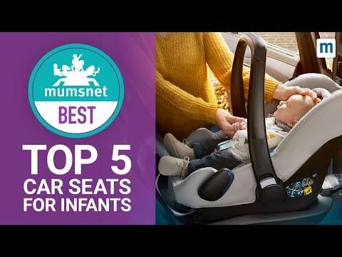 Best Car Seats For Newborns