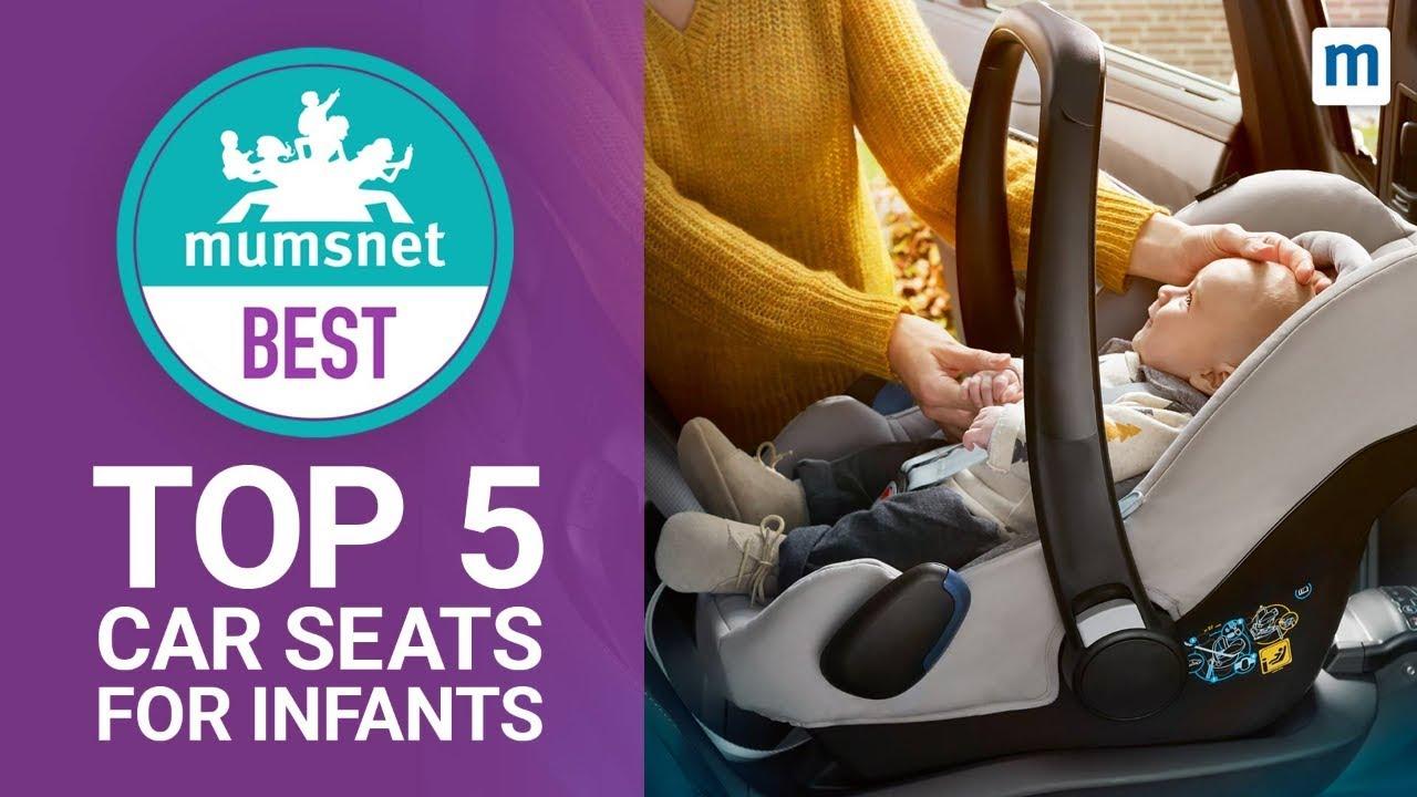 Best Car Seats for Newborns - YouTube