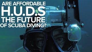 ScubaTube - Are Affordable H.U.D.S The Future Of Scuba Diving?