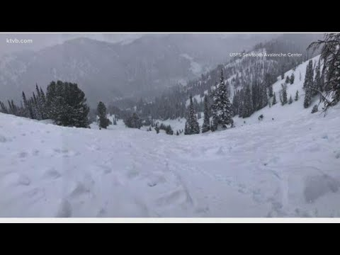 New report details what happened during Idaho avalanche