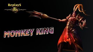 JonyCake - HoN Immortal Monkey King 1920 MMR