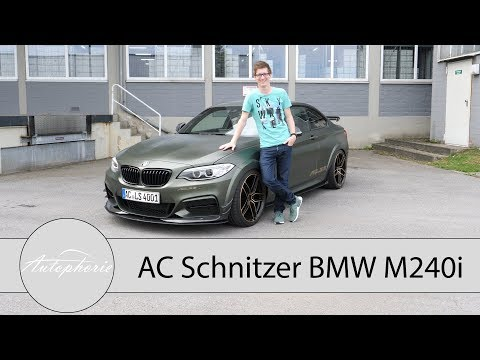 AC Schnitzer BMW M240i xDrive Test (400 PS / 600 Nm) inklusive Sound-Check - Autophorie
