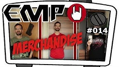 EMP MERCHANDISE UNBOXING 📦 T-Shirt's & Gimmicks - Der Rock & Fanartikel Shop