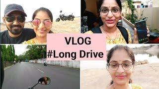 #DIML Early Morning Long Drive Vlog || In Telugu