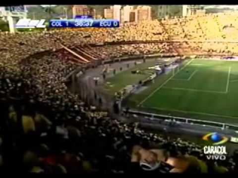 Canción Colombia Gol