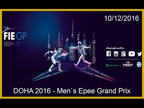 Doha Men`s Epee Grand Prix 2016