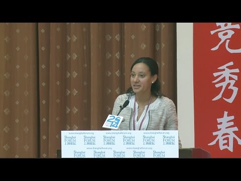 "[2014 Shanghai Forum] Carine Milcent ""Hospital Behavior and Employment"""