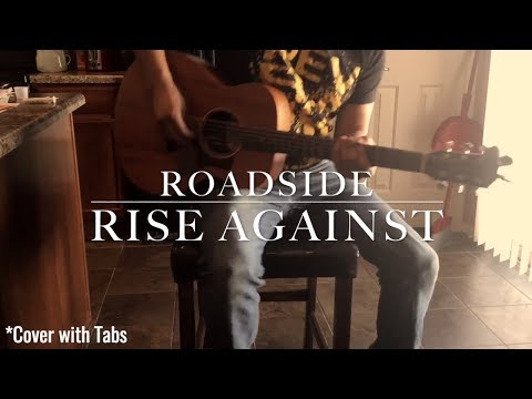 Rise Against - Roadside (Cover with Tabs)