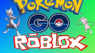 Where to find Mew and Mewtwo!| ROBLOX Pokemon Go!