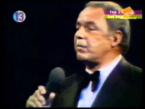 Frank Sinatra - My way (Subtitulada) Madison Square Garden, New York 1974