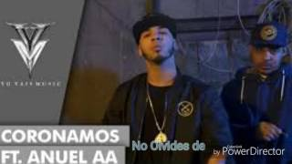 ANUEL AA. FT. LITO KIRINO ( OFFICIAL VIDEO ) CORONAMOS