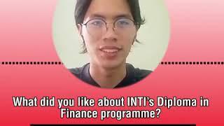 #ProudINTIAlumni: Valent Chiang (INTI International College Kuala Lumpur)