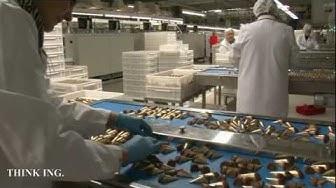 think ING. Reporter in der Schokoladenfabrik