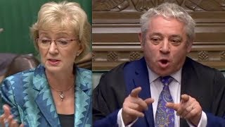 Brexit BERCOW FURIOUS: Mister Speaker accused of