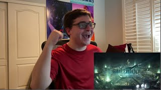 Final Fantasy 7 Remake Opening Movie Reaction and Full Breakdown!