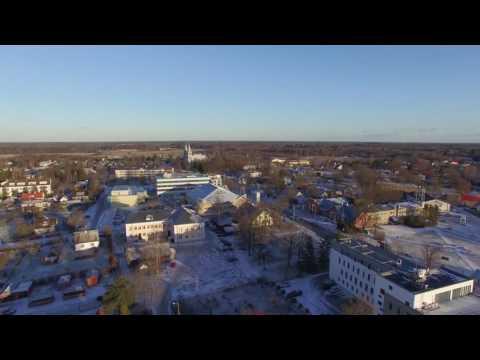 Tallinna maantee, Rapla linn