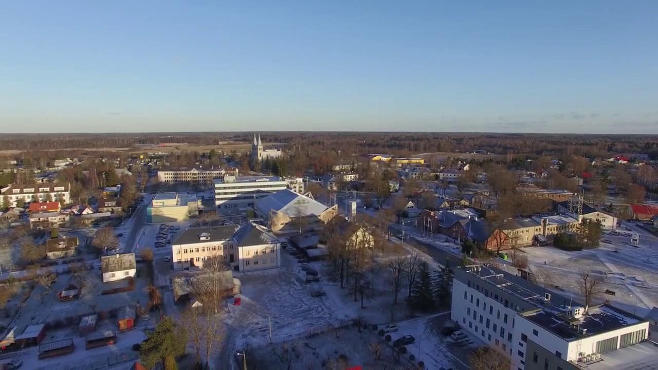 Tallinna Maantee Rapla Linn Youtube