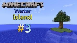 Прохождение карты Water Island #3 Строительство дома