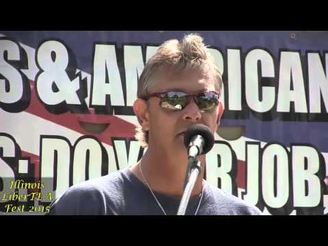 2015 Illinois LiberTEA Fest Sept 13th, 2015 PT 1