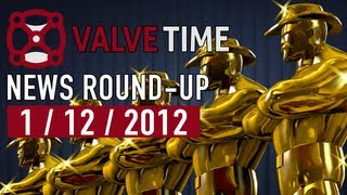 1st December 2012 - ValveTime Weekly News Round-Up