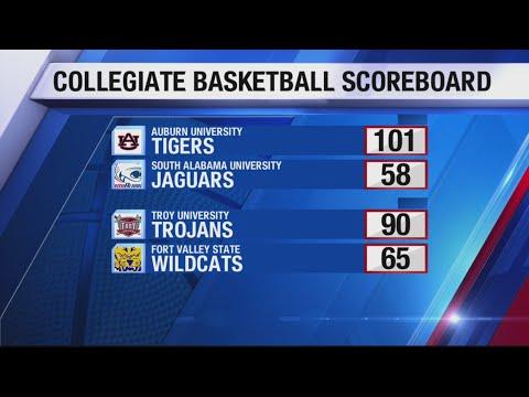 College Basketball Scores