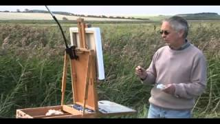 Oil Landscapes Quick and Easy with Brian Ryder - Town House Films - Jackson's Art Supplies
