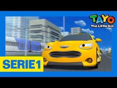 La Velocidad l Episodio 22 l Tayo el pequeño Autobús Español
