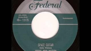 Johnny Guitar Watson - Space Guitar