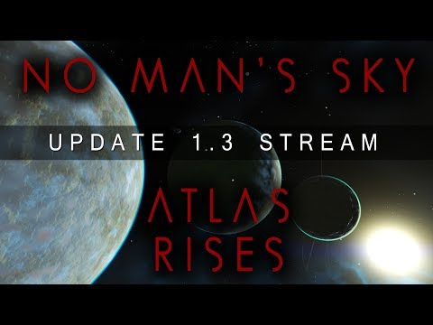 Atlas Rises is HERE! Update 1.3 LIVE Discussion! (gameplay later today)
