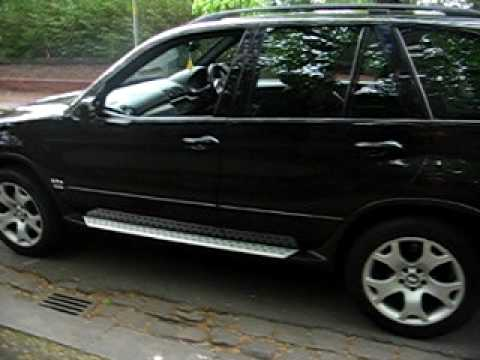 2003 bmw x5 black youtube. Black Bedroom Furniture Sets. Home Design Ideas