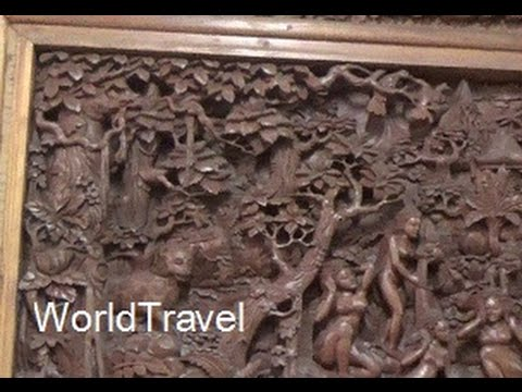 Hand Carved Wooden Art, Craftmanship at its finest in Bali Indonesia.