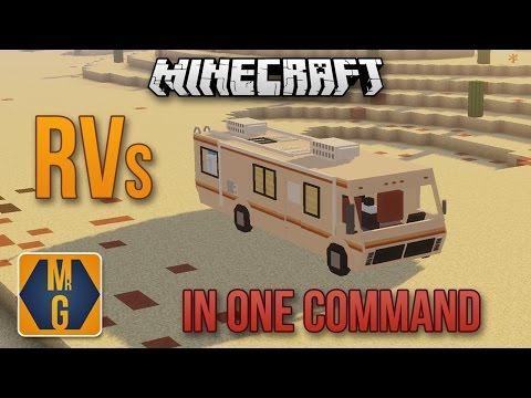 MrGarretto's One-Command Creations