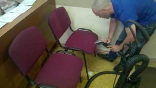 Химчистка офисных стульев(, 2016-12-15T08:25:35.000Z)