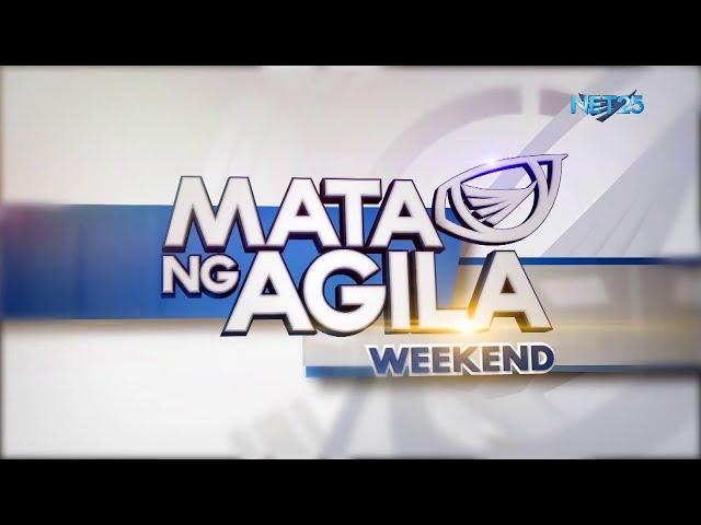 WATCH: Mata ng Agila Weekend - Nov. 28, 2020
