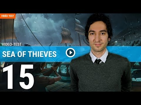 TEST - SEA OF THIEVES : À l'abordage d'une aventure canon ?