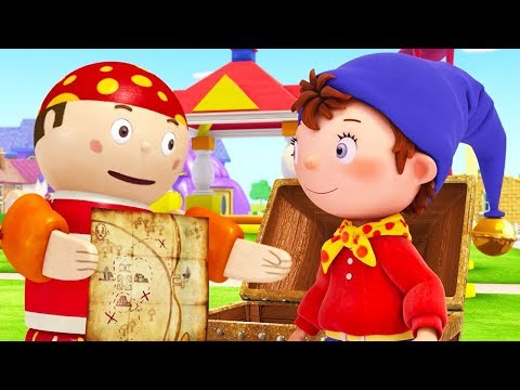Noddy In Toyland | Playtime Pirates | Noddy English Full Episodes | Cartoon for Kids