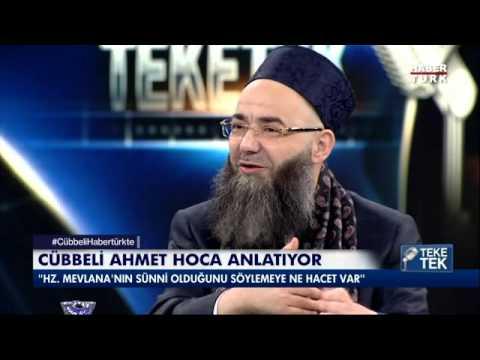 Teke Tek - 1 Aralık Salı - Cübbeli Ahmet Hoca - 1