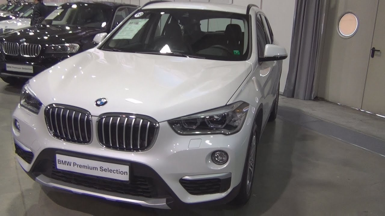 Bmw X1 Xdrive 20d Mineral White 2016 Exterior And
