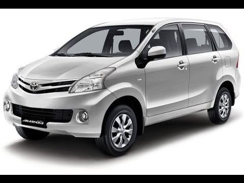 New Toyota Avanza 2013 Review Youtube