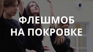 Флешмоб Кураторов НИУ ВШЭ и HD HSE Dance