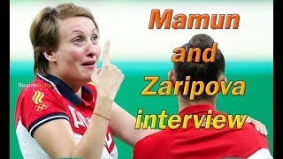Margarita Mamun short documentary life after Olympics/ English subs/ Маргарита Мамун