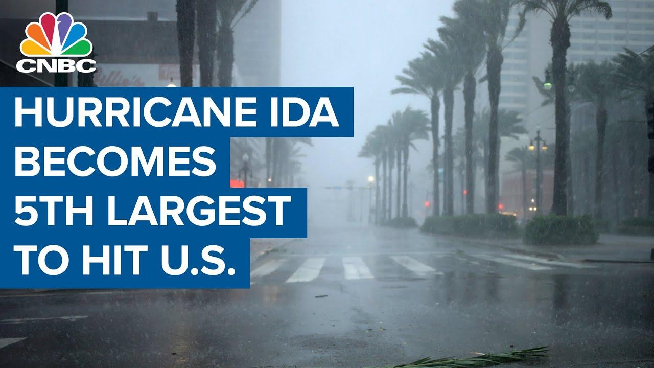 Follow Hurricane Ida's path of destruction through Louisiana, with ...