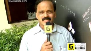 G.Dhananjayan of UTV talks about Mugamoodi