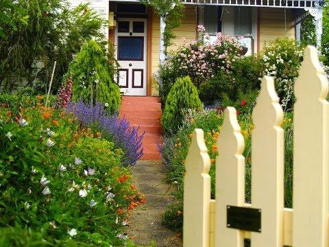 Как создать красивый дизайн садового участка площадью 6 соток