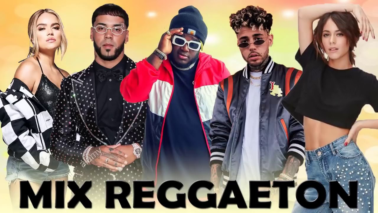 Reggaeton Remix 2020 - Jay Wheeler, Myke Towers, Sech, Daddy, Yankee, J Balvin, Rosalía, Farruko,...