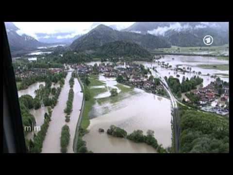 Jahrhunderthochwasser: Rückblick auf 1999 und 2002