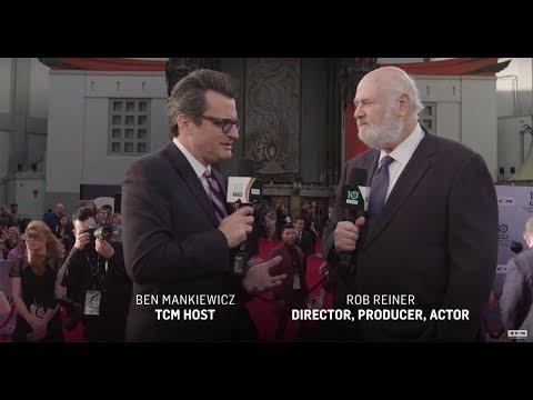 TCMFF 2019 Red Carpet Rob Reiner Interview